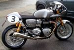 Thruxton 1200R Number Plate Kit / Race Number Boards